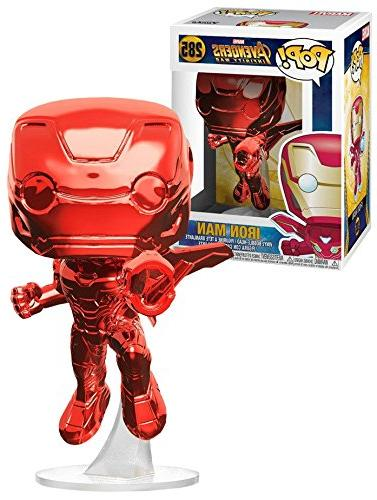 pop avengers infinity war iron man 285