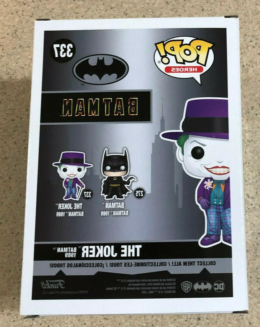 Funko Pop! Heroes Batman 1989 The Metallic Gamestop Exclusive
