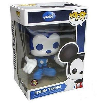 pop disney mickey mouse blue 9 inch