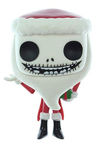 Funko Pop Disney Nightmare Before Christmas: Santa Jack Skel