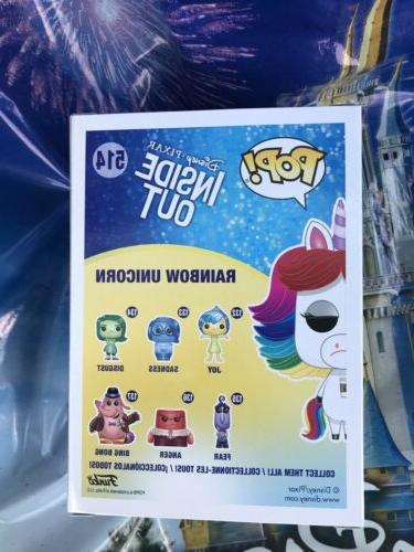 Funko Disney Exclusive Pixar Out Rainbow #514 New