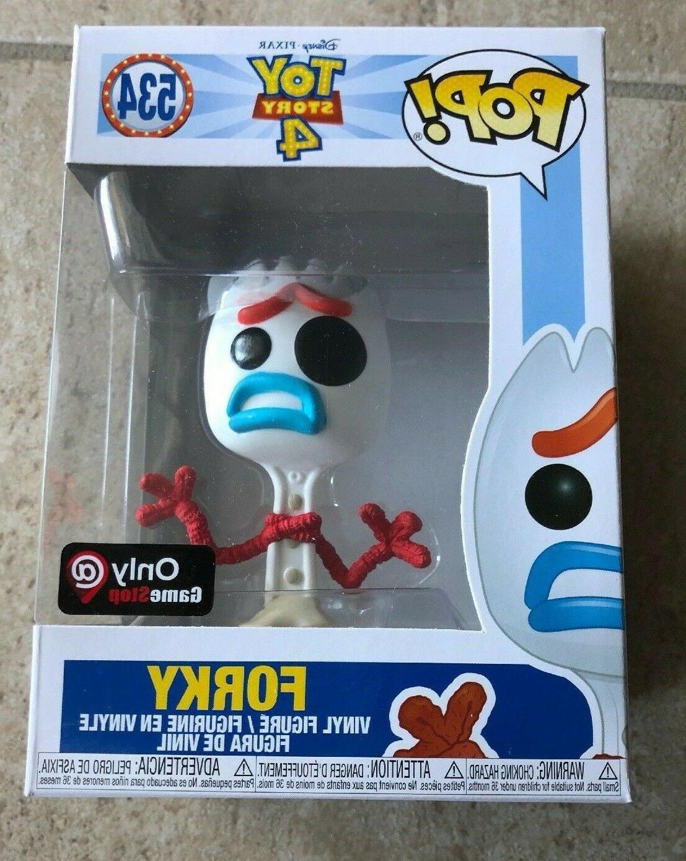 pop exclusive disney pixar toy story 4