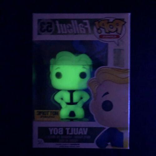 Funko POP! of Boy Armor Hot Topic NYCC