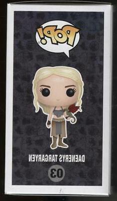 Funko Pop: Game Thrones - Daenerys Targaryen