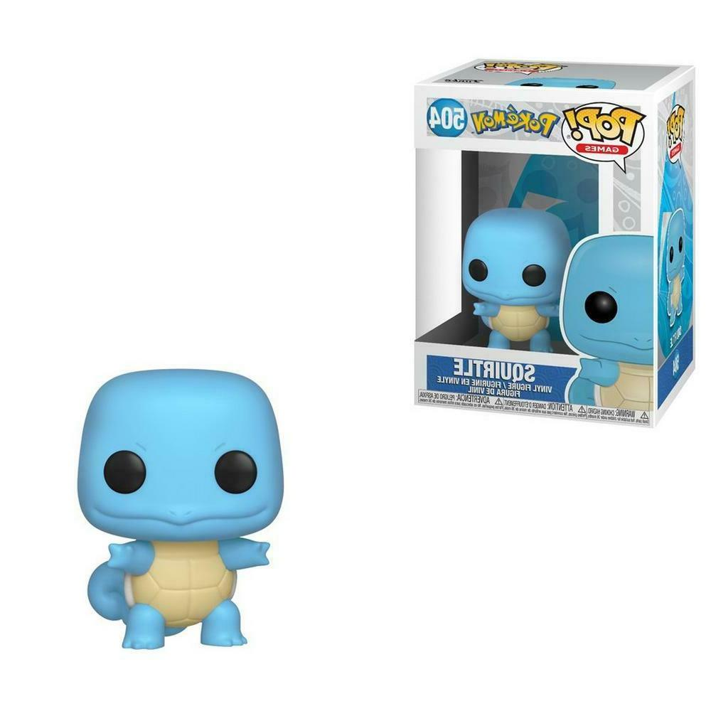 pop games pokemon squirtle 504 in stock