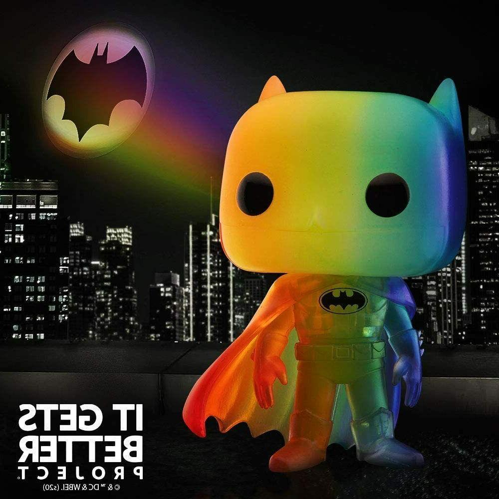 Funko Pop Heroes Pride 2020 Rainbow