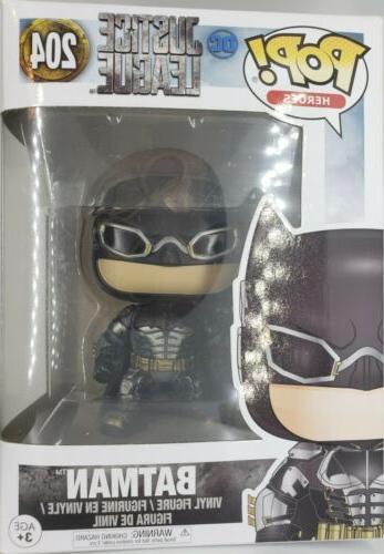 pop heroes dc comics justice league batman