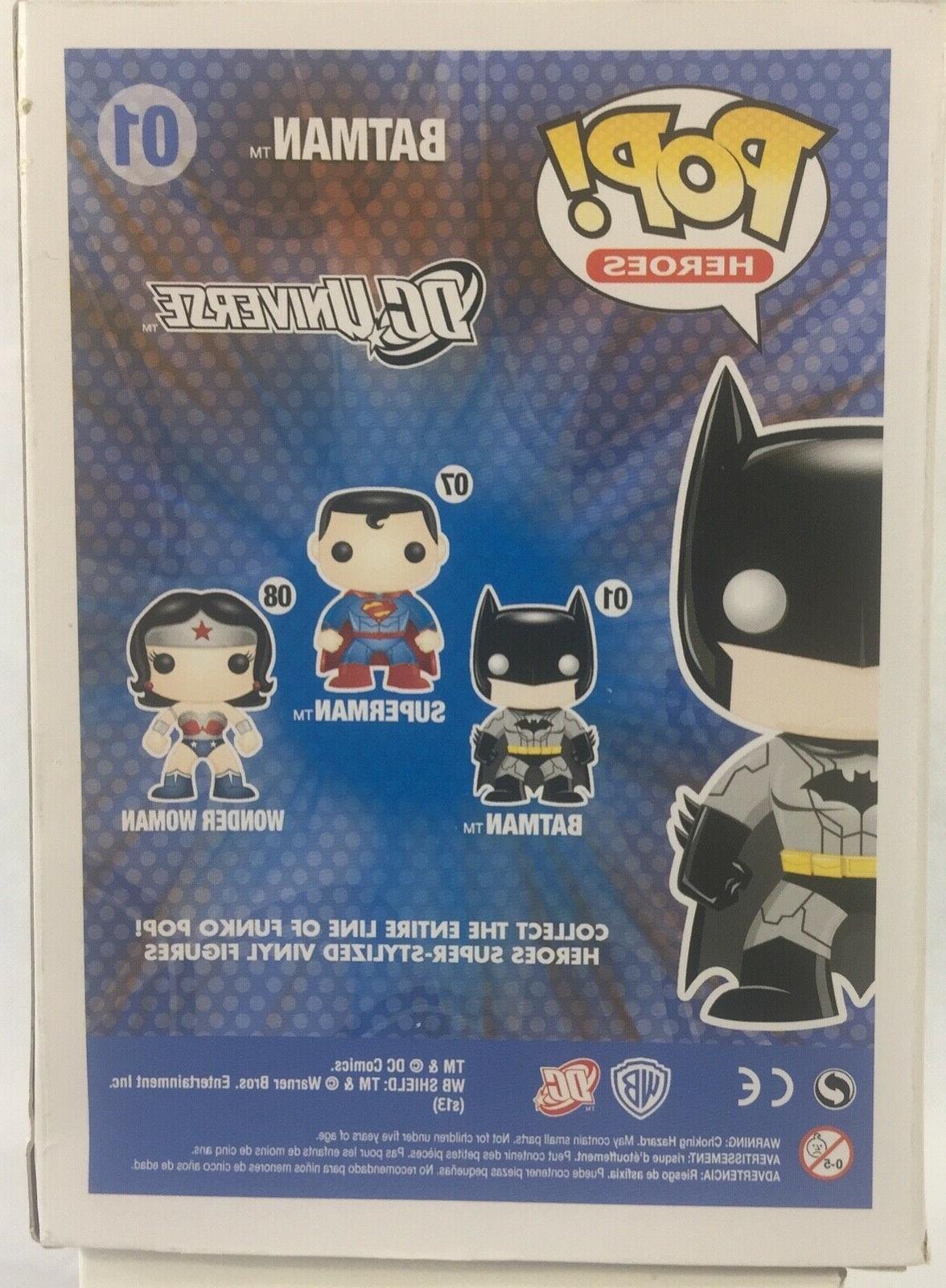 Funko Pop DC Universe PX BATMAN