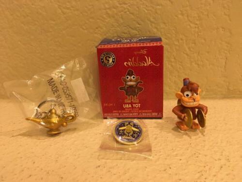 Funko Disney Treasures Aladdin Toy Mini Pin +