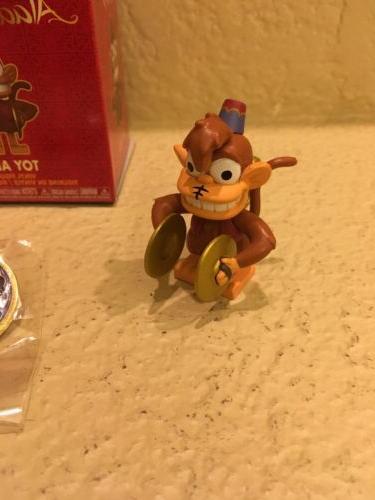 Funko Topic Disney Treasures Toy + Pin + Keychain