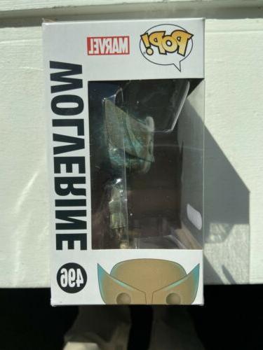 Funko Pop! Wolverine Patina #496 Target Exclusive