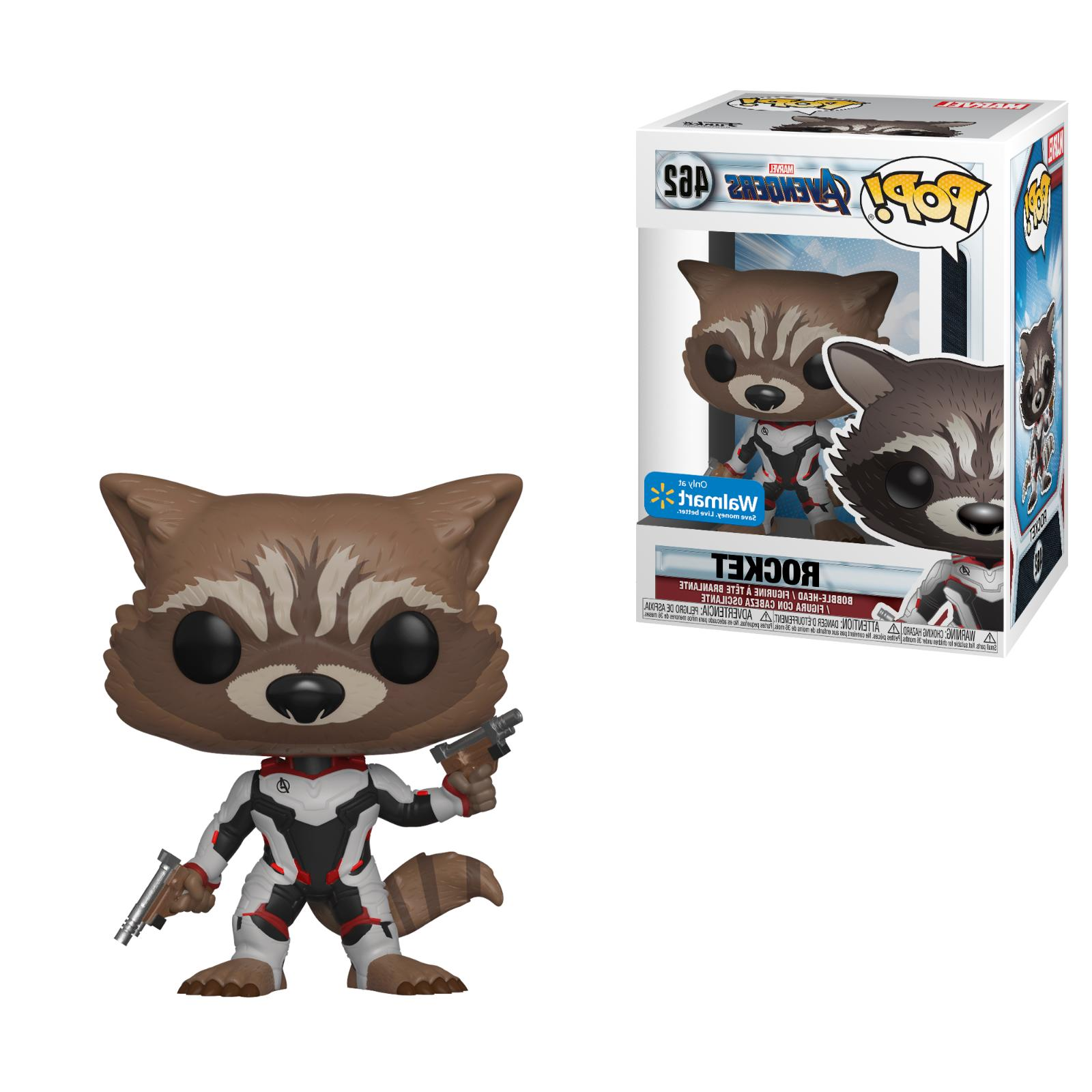 Funko Pop End Rocket Walmart Exclusive Hand!