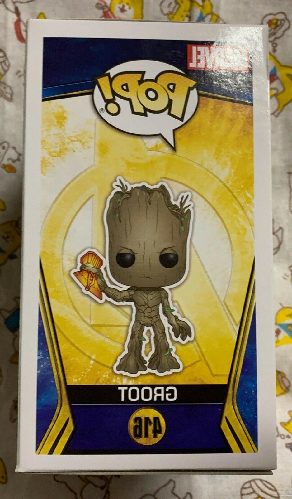 Funko Pop! INFINIITY Groot #416