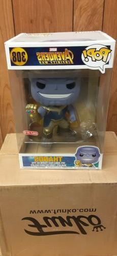 Funko Pop Marvel Avengers Infinity War 10 inch Thanos NIB Ta