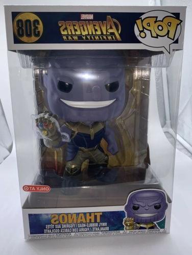 "POP! Avengers Infinity War - 10"" Figure 308 NEW"