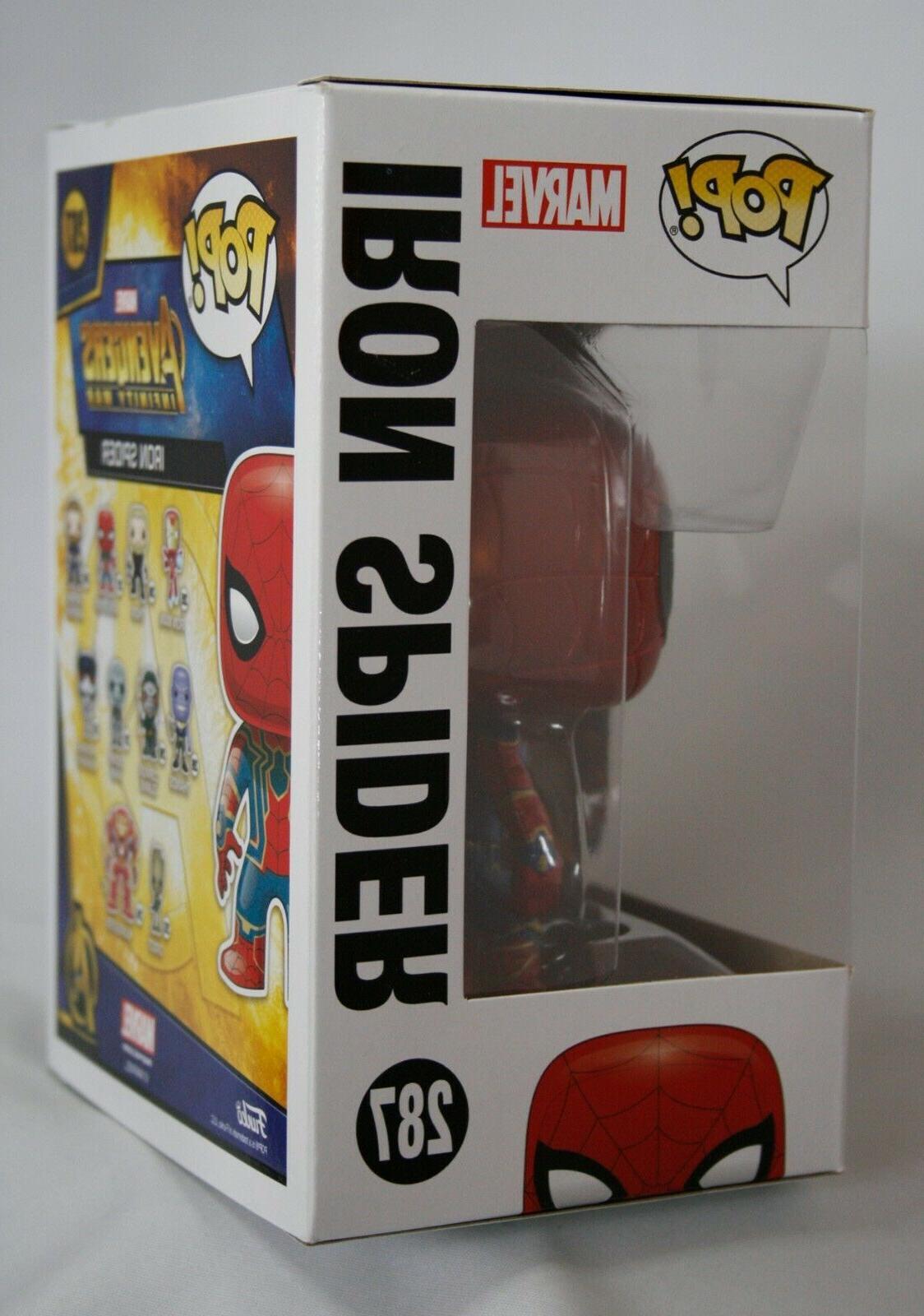 Funko Pop! Marvel Avengers Spider