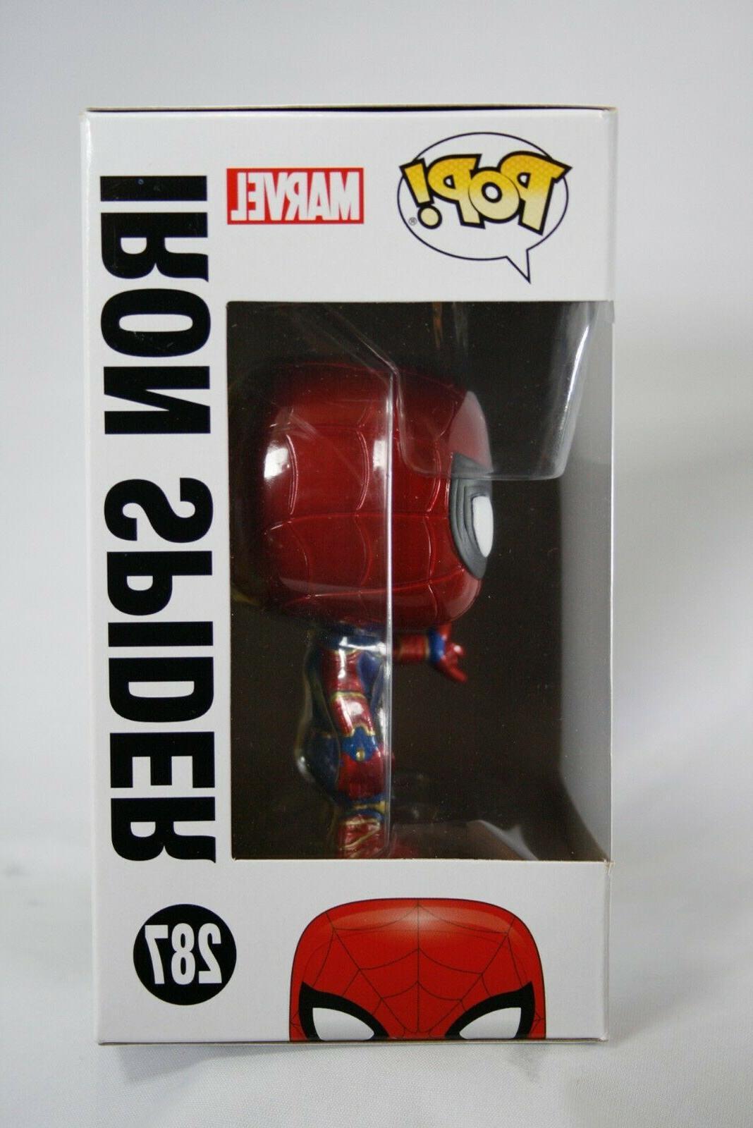 Funko Pop! Infinity War Iron Spider