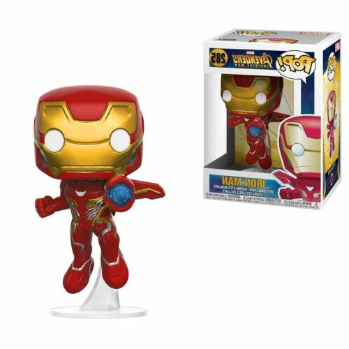 Marvel Funko 26463 Avengers Infinity War Iron Man Pop 1 Figurine