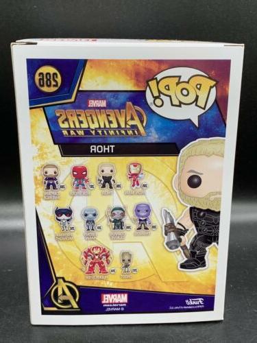 Funko Marvel Infinity Figurine #286
