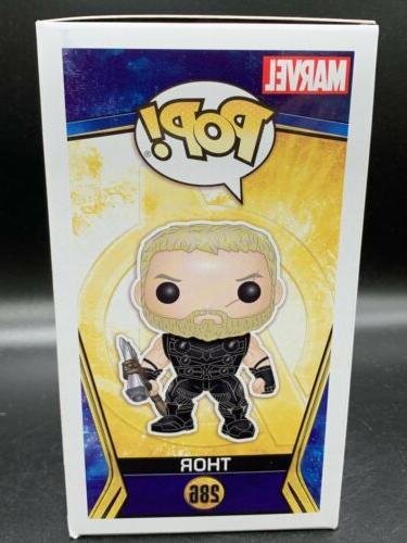 Funko Marvel Infinity Thor Figurine #286 NIB