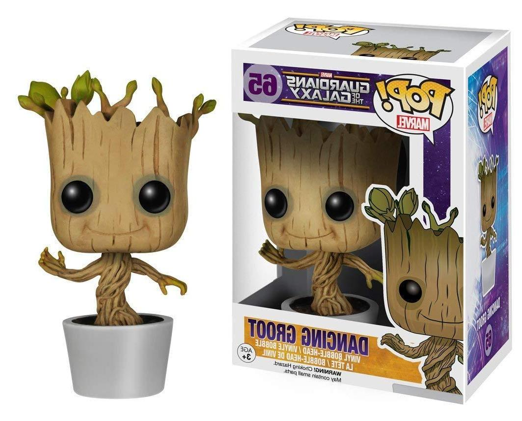 Funko Marvel: Dancing Groot Bobble
