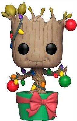 Funko Pop Marvel: Holiday, Guardians of The Galaxy - Groot C