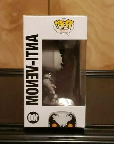 Funko Marvel Anti-Venom Hot Exclusive