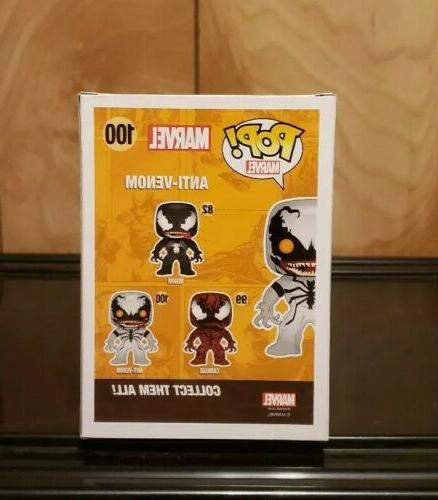 Funko Marvel Spider-man Anti-Venom #100 Topic