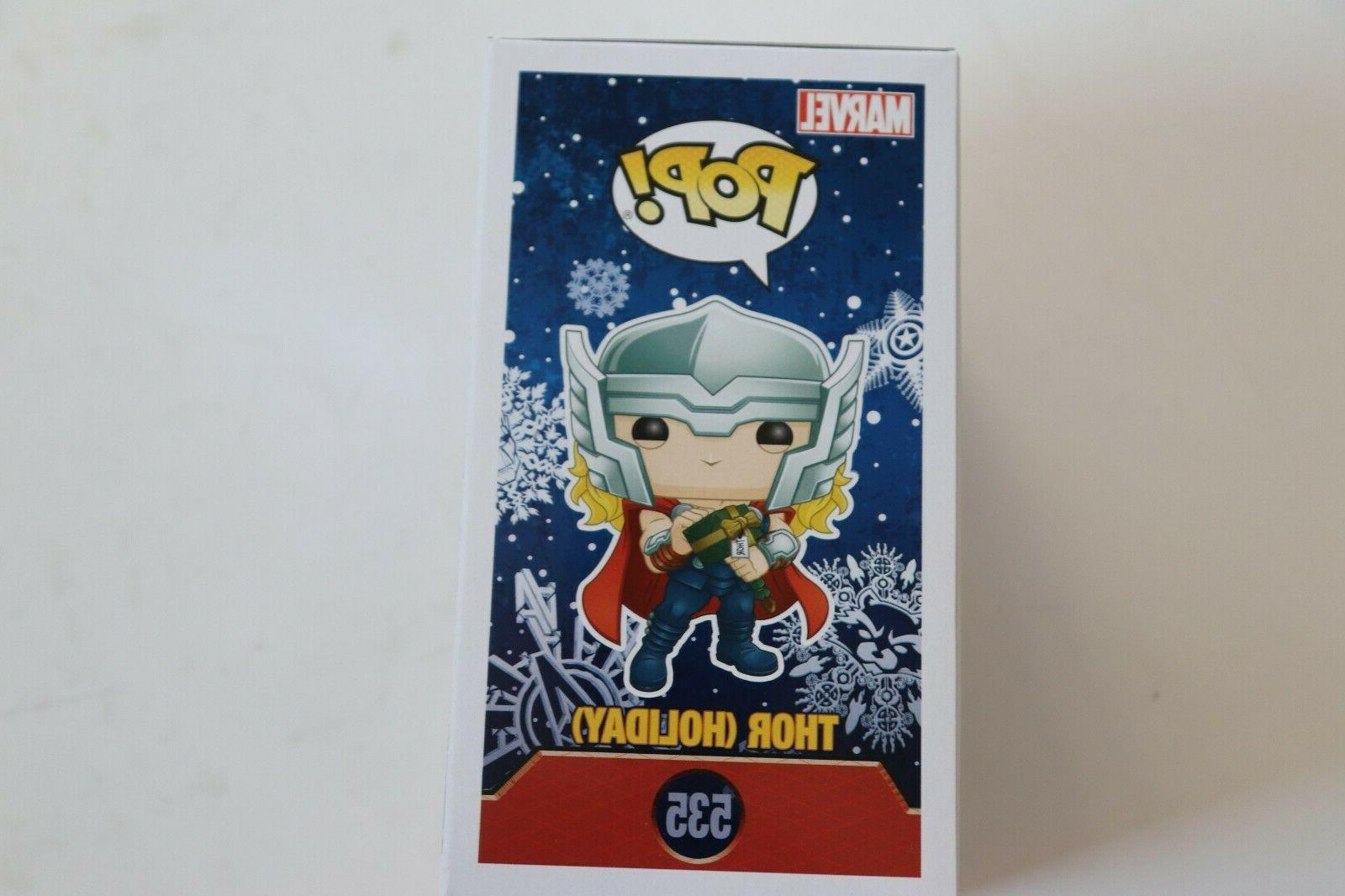 Funko Marvel Holiday Collector