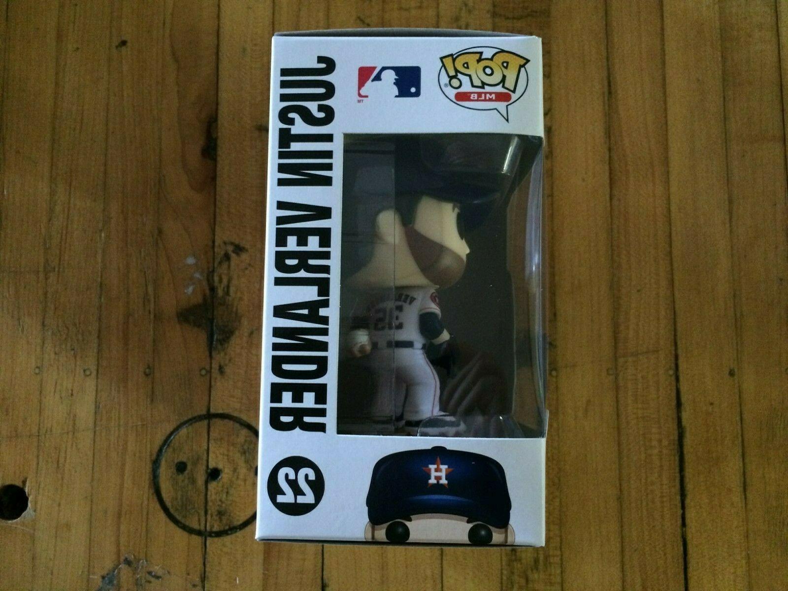 Funko - Houston Astros Pitcher Justin Verlander New In