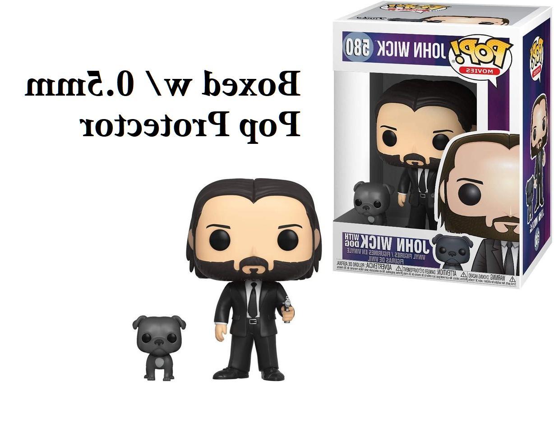 pop movie john wick with dog 580