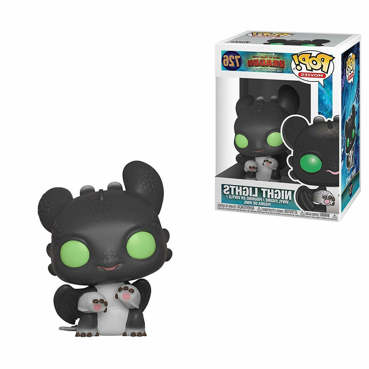 Funko Pop! Movies: How to Train Your Dragon 3 NIGHT LIGHTS 1
