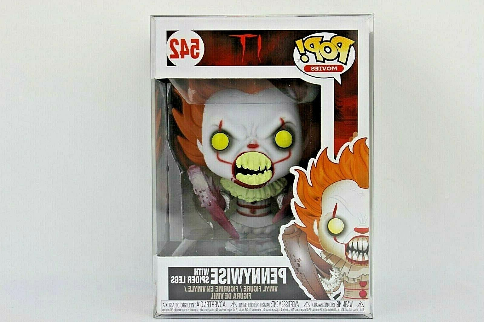 Funko POP IT PENNYWISE Vinyl w/ Protector