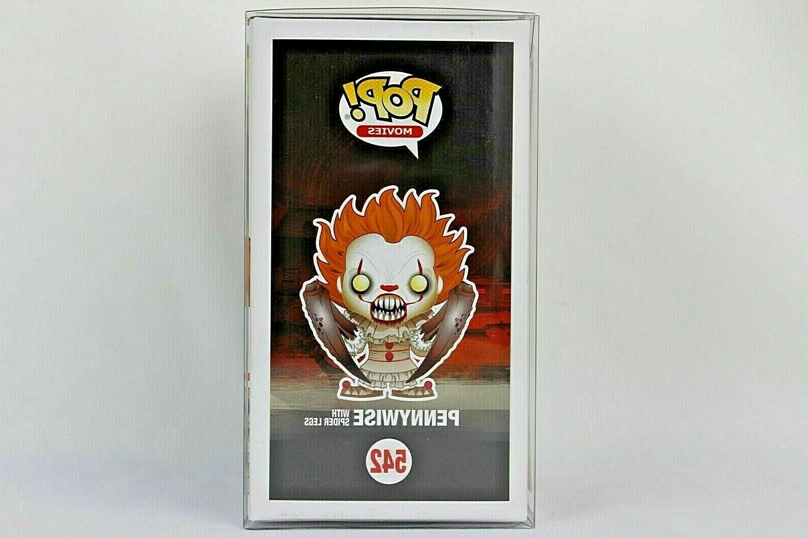 Funko POP Movies PENNYWISE Vinyl w/ Protector