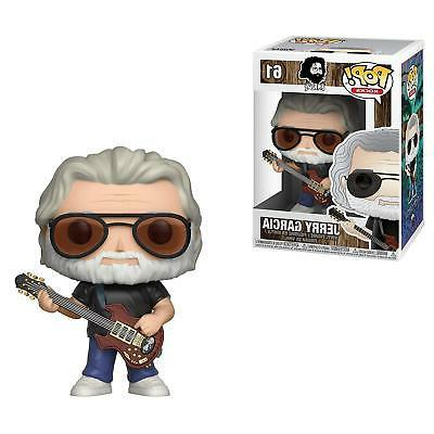 Funko Pop! Music Jerry Garcia Collectible Grown-Up Toy Vinyl
