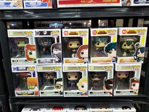 Funko Mystery 3 *1 in chase, or exclusives*NEW