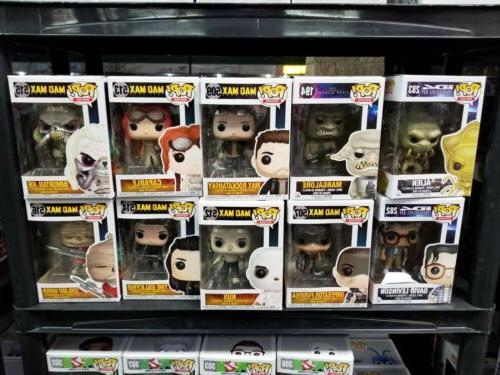 Funko 3 in 3 for chase, or exclusives*NEW