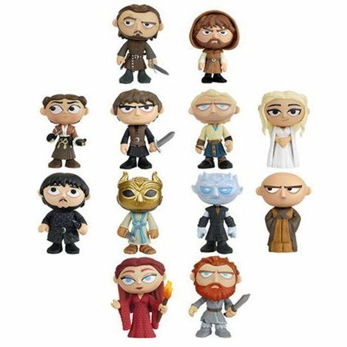 pop mystery mini game of thrones series