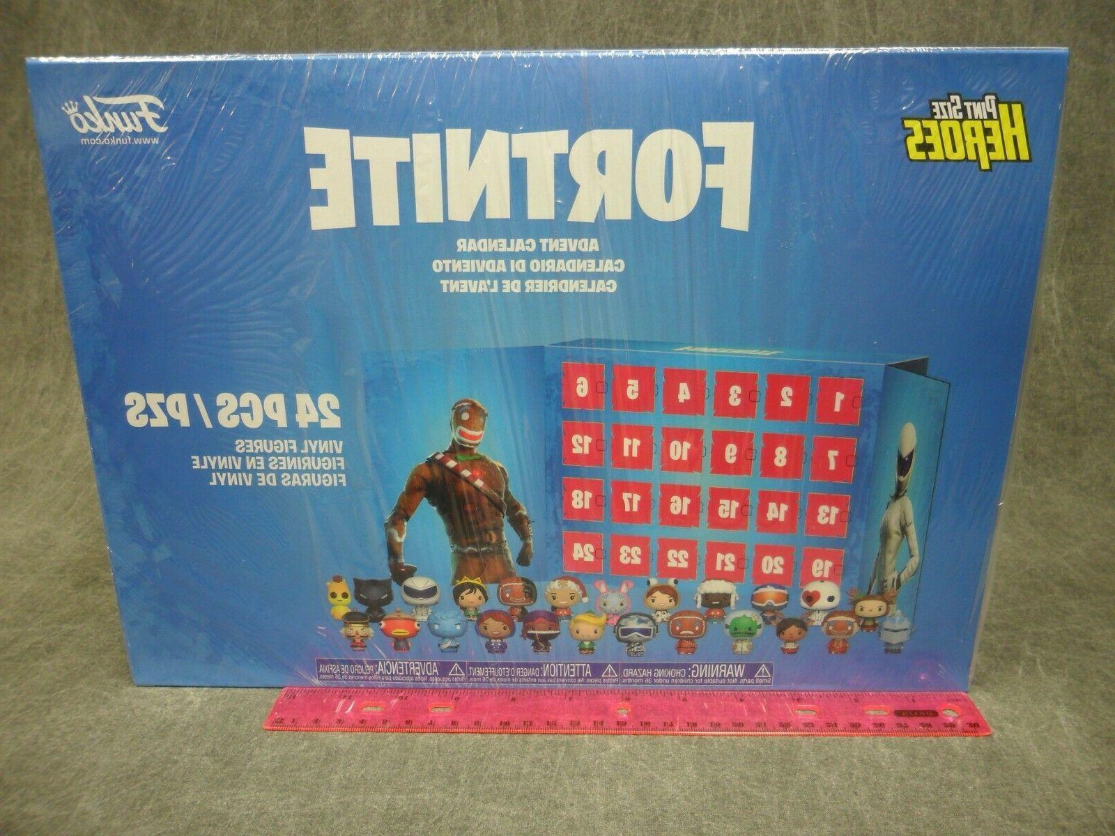 Funko NEW Fortnite 24 Pc Mini Figures