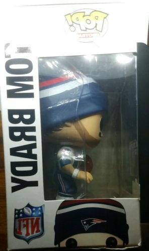 Funko Wave 3 Patriots Tom Brady Vinyl Collectible Figure