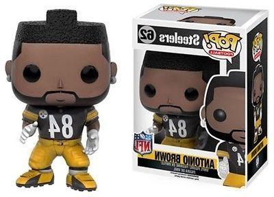 Funko POP NFL: 3 Brown