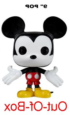Funko Pop! Out-Of-Box Mickey Mouse