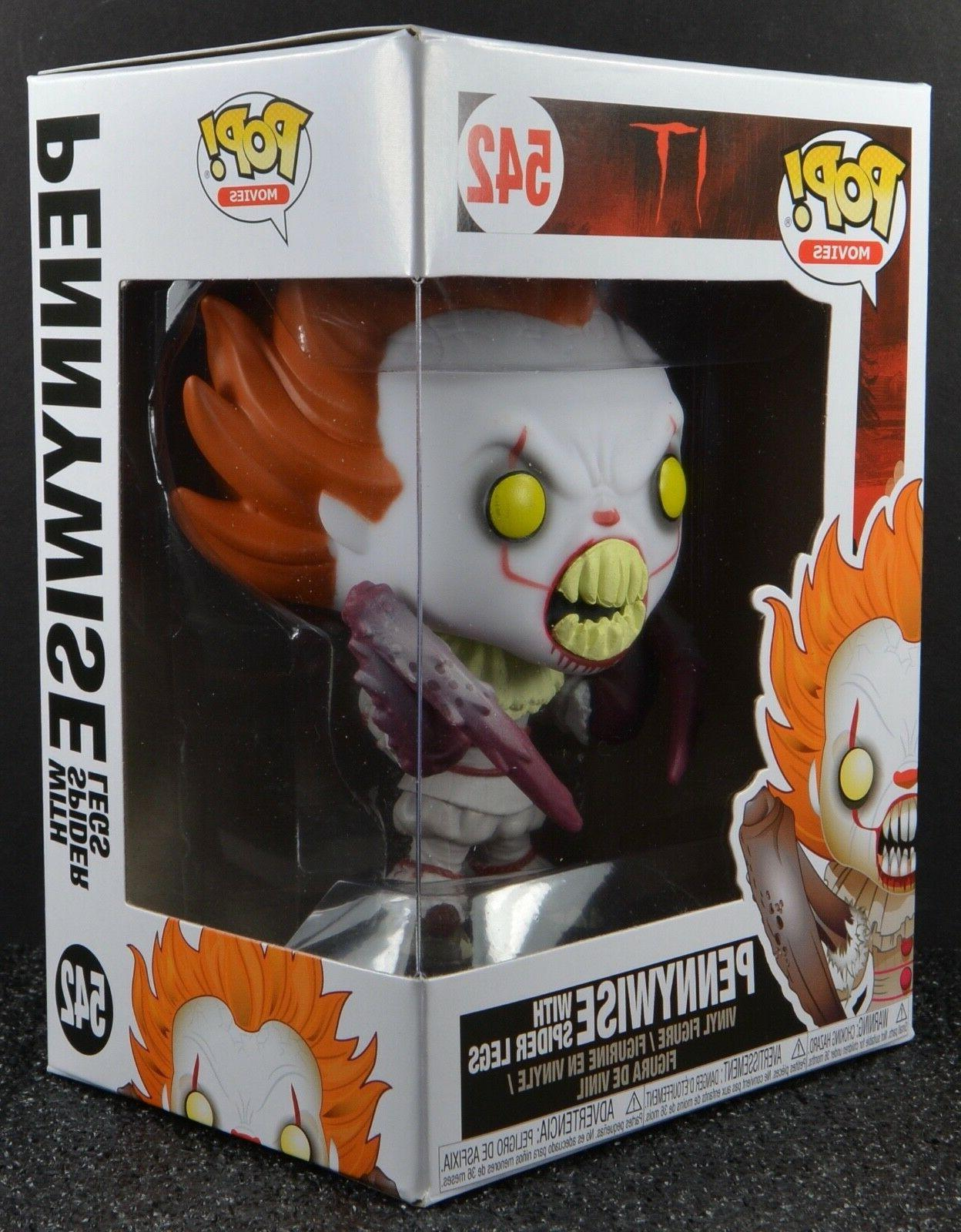 Funko POP Pennywise with Spider