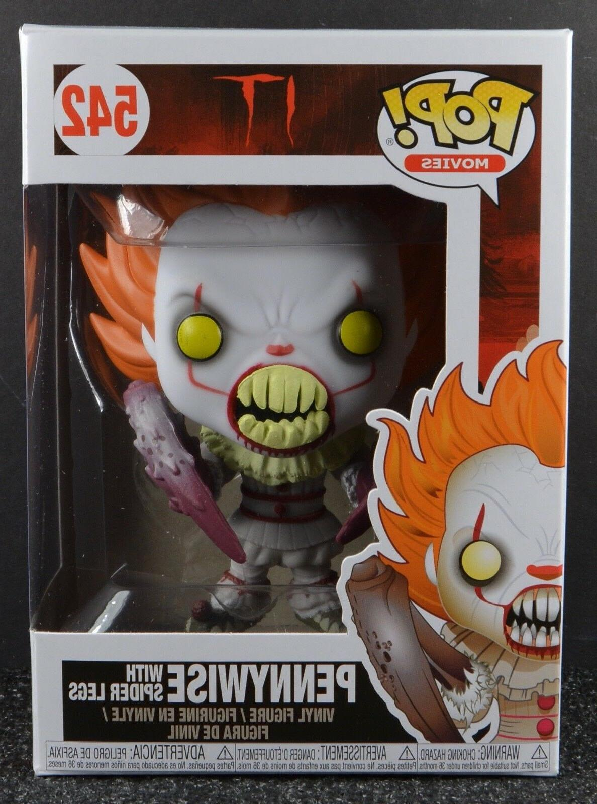 pop pennywise with spider legs 542
