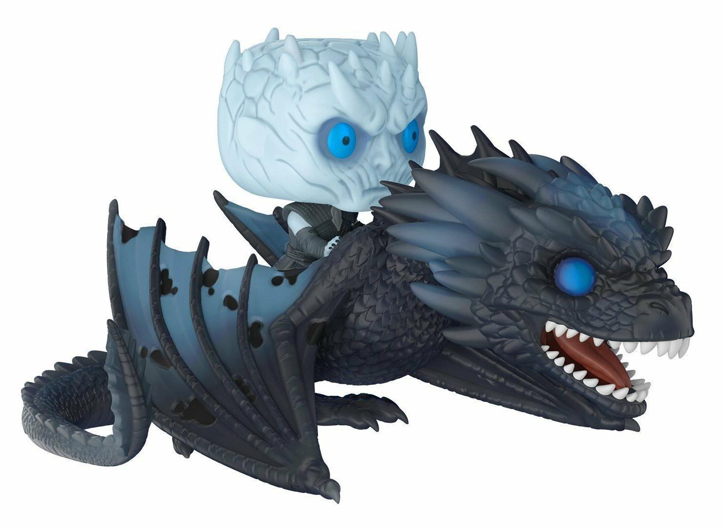 pop rides game of thrones night king