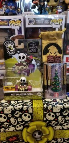 Funko Pop! Sandy Claws Nightmare Before Christmas Accessorie