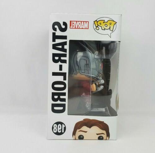 Funko Pop! Star-Lord Marvel of Galaxy