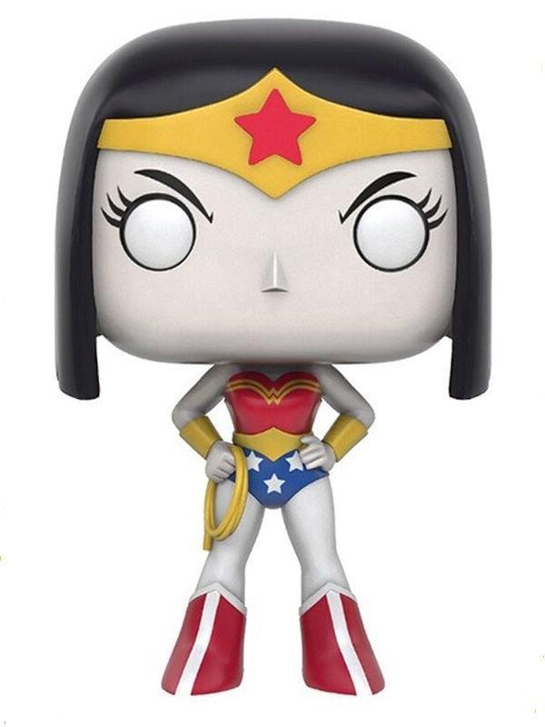 FUNKO POP! Television_Teen Titans Go! RAVEN as Wonder Woman