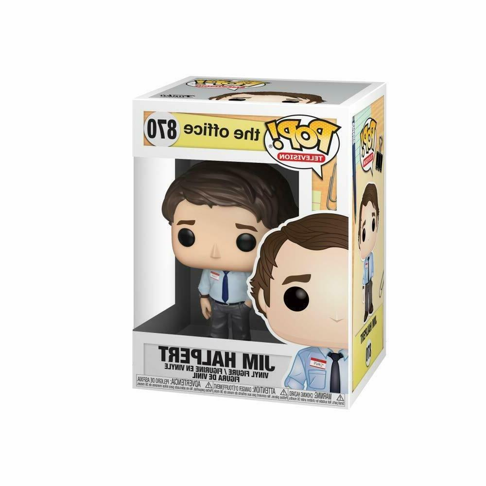 Funko Television:The JIM & PAM BEESLY #872 PREORDER