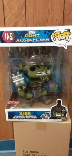 Funko Pop! Thor Ragnarok Hulk Target Exclusive 10 Inch repai